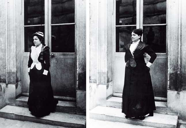 Infirmières du 19e siècle