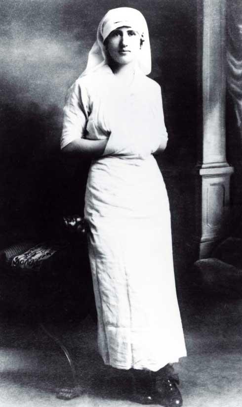 Infirmière 20e siècle